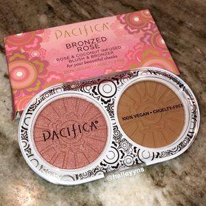 Pacifica Bronzed Rose Blush & Bronzer Duo